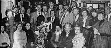 Members of the Aberdeen Licensed Trade Association 1979