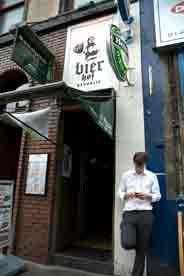 Bier Hof Sauchiehall Street Glasgow