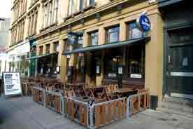 Bier Halle Great Western Road