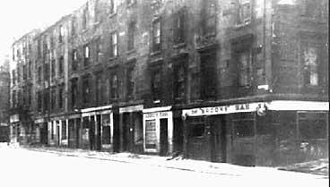 Broon's Bar Glebe Street 1960s