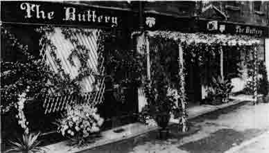 The Buttery 1970