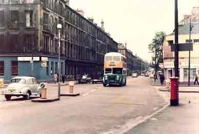 the Carosell Bar Argyle Street