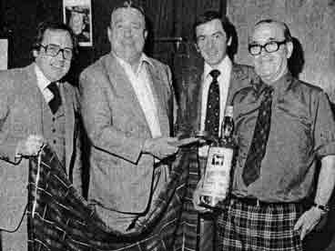 Dick's Bar, 1038 Argyle Street 1979