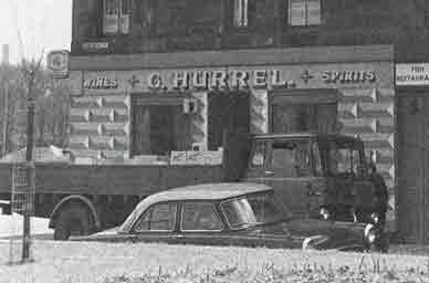 G Hurrel Braehead Street 1970s