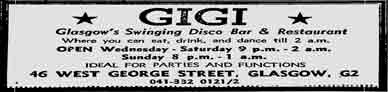 Gigi advert 1978