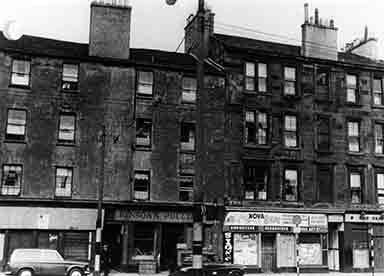 The Grapes 54 Crown Street Glasgow