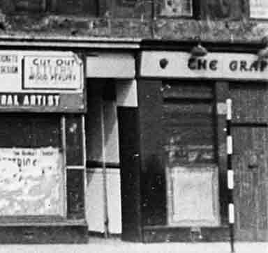 image of the Grapes 54 Crown Street