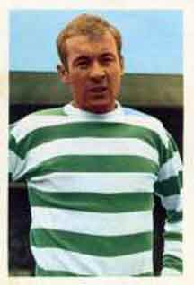 Mr Harry Hood Celtic footballer