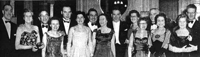 Joseph Fleck in a Group photo