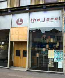The Local Sauchiehall Street 2008