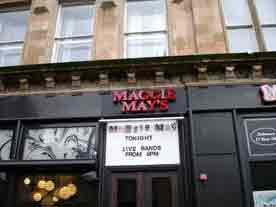 Maggie May's Trongate