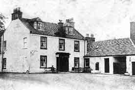 Malletsheugh Inn old