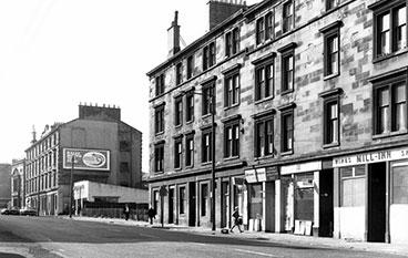 The Mill Inn 134 Pollokshaws Road image of exterior.