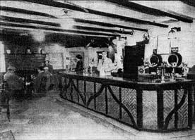 Montgomerie Arms interior