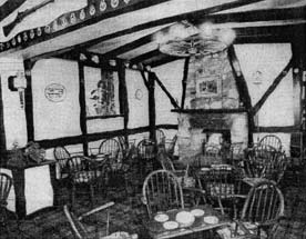 Montgonerie Arms interior