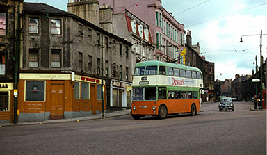 Pittodrie Bar 1967