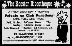 Rooster ad 1974