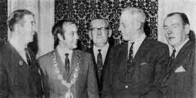 Royalty Burns Club 1970