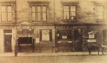 Shandon Bells Scotland Street
