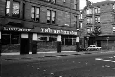 Sheddens Bar exterior