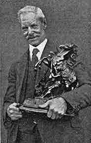 Image of Mr William Craig 1930s.