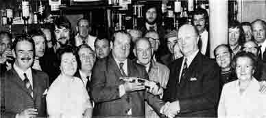 Aberdeen Golfer of the month 1974