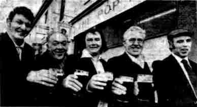 Pop Inn Coatbridge 1977