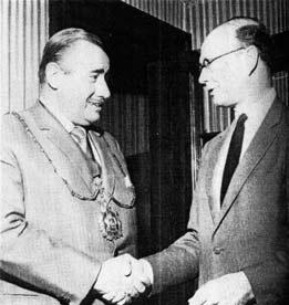 Alexander Don and William Lundie 1971