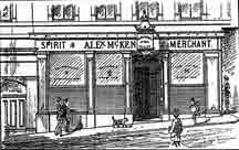 Alexander McKenzie's Bar