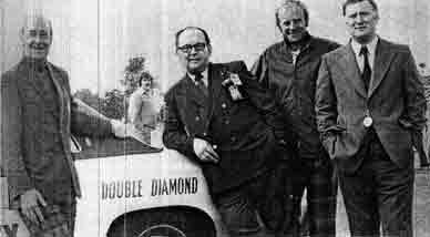 Arthur Squair president STLA 1974
