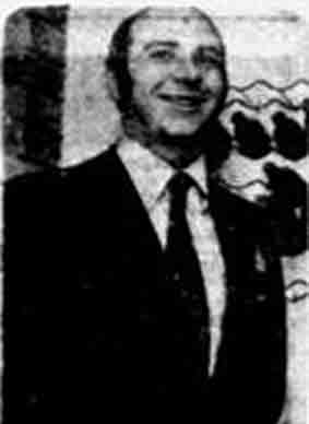 Mr Joe Hayes 1977