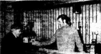 Barn Club interior 1972