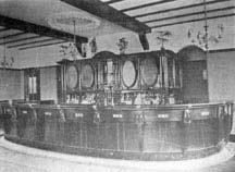 Interior of Barrchnie