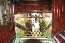entrance at Sloans