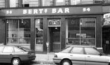 Bert's Bar