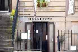 The Big Slope Kelvingrove Street Glasgow