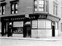 Boundary Bar