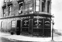 The Boundary Bar
