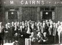M Cairn's Bar