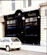 Exterior view of the Castle Vaults 1991