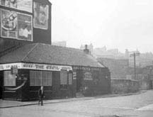 The Cecil Bar 262 Rutherglen Road corner of Commercial Road