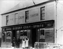 Crow Tavern very old