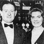 Mr  McGrory and Mrs Stevenson