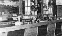 Cuilins interior bar