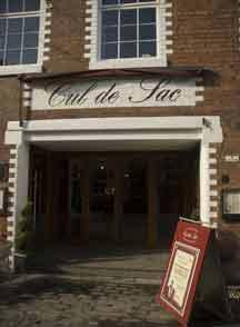 Cul De Sac entrance