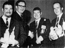 Leith dominoes winners 1970