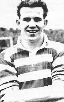 Eric Smith Celtic footballer