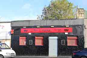 exterior view of the Foggy Dew bar London Road
