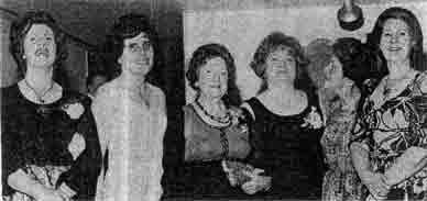Gorbals ladies 1973