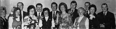 Gorbals ward group image 1974